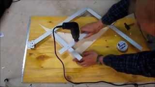 getlinkyoutube.com-Bau einer Kopierfräsmaschine (Pantograph)