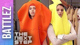 getlinkyoutube.com-The Next Step - Dance Battlez: Carrot Giselle vs Banana Chloe