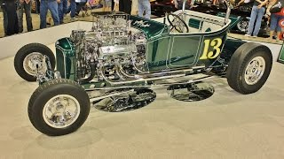 getlinkyoutube.com-The Best of the Grand National Roadster Show 2015 Pt.1