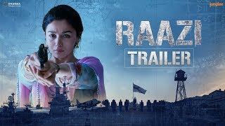 'Raazi' Official Trailer | Alia Bhatt, Vicky Kaushal | Directed by Meghna Gulzar | 11th May 2018 width=