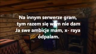 getlinkyoutube.com-''Znowu Mam Bana'' The Minecraft Parody! TEKST!
