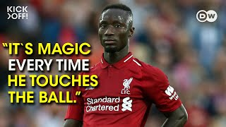 Naby Keita 2017-2018 ● Crazy Skills, Tackles & Goals ● Welcome to Liverpool width=