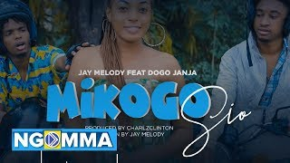Jay Melody Featuring Dogo Janja - Mikogo Sio (Official Audio) width=