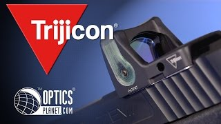 getlinkyoutube.com-Trijicon RMR Reflex Red Dot Sights Overview - Product in Action - OpticsPlanet.com