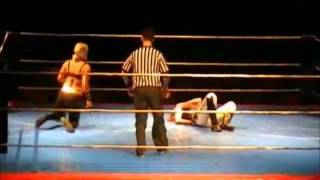 getlinkyoutube.com-Alpha Female vs Wesna in Spain - Full Match