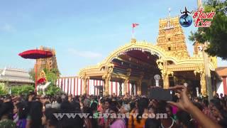 நல்லூர் கந்தசுவாமி கோவில் தெண்டாயுதபாணி உற்சவம் 06.09.2018