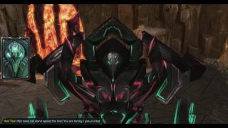 getlinkyoutube.com-Starcraft 2: The Hammer of Dawn 08 - Attack on Titans