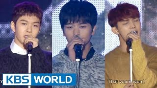getlinkyoutube.com-BTOB - Way Back Home | 비투비 - 집으로 가는 길 [Music Bank COMEBACK / 2015.10.16]