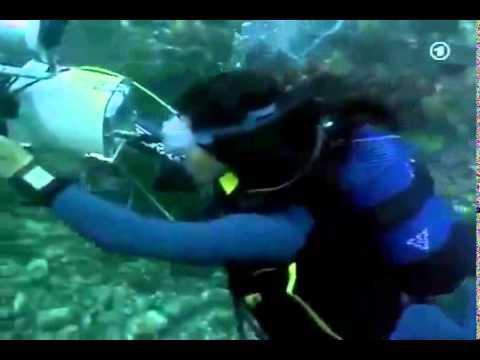 Scuba Diving   Woman Diver Fainted