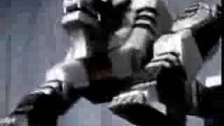 getlinkyoutube.com-Power Rangers - Mighty Morphin Megazords