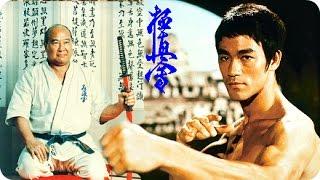 getlinkyoutube.com-Mas Oyama Versus Bruce Lee! - (Old Rare Footage)☯Secret Training Kyokushin Karate VS. JKD.