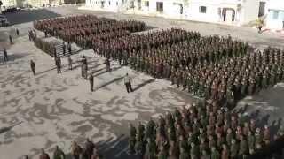 getlinkyoutube.com-تدريبات الدورة 66 لعرفاء الحرس الوطني ببئر بورقبة ( 480p HD( f2 s5 by momi