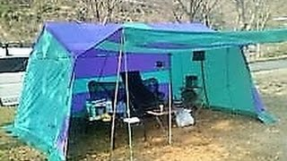getlinkyoutube.com-厳木ダムでてっこつソロキャンプ