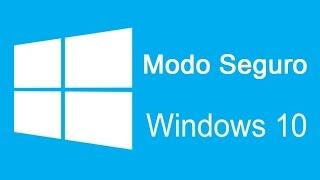 getlinkyoutube.com-Cómo iniciar Windows 10 en modo seguro. (a prueba de fallos)