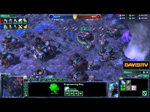 Day[9] Daily #458 P1 - Current TvP Part 1: The Midgame