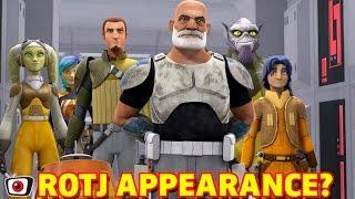 getlinkyoutube.com-Was Captain Rex from Star Wars Rebels in Return of the Jedi?