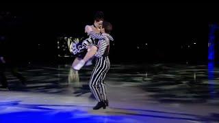 getlinkyoutube.com-Tessa Virtue & Scott Moir et. al -   2013 Stars On Ice - Somebody That I Used To Know [HD]