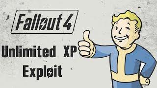 getlinkyoutube.com-Fallout 4 - Unlimited XP Exploit / Glitch (2500-3000 XP in 10 Minutes)