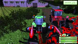 getlinkyoutube.com-Farm Sim Saturday corn  and modding