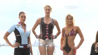 getlinkyoutube.com-ARMOR ALL GOLD COAST 600 GRID GIRLS DELIVERED IN STYLE TO UNVEIL NEW LOOK - Package
