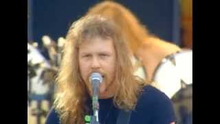 Metallica - Enter Sandman (Live Freddie Mercury Tribute Concert 1992) HD