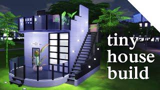 getlinkyoutube.com-Tiny House - The Sims 4 Build