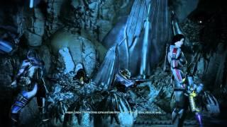 getlinkyoutube.com-Mass Effect 3: Meeting the Rachni Queen & Grunt
