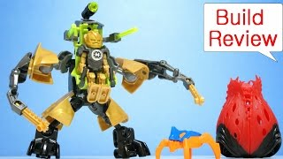 getlinkyoutube.com-Lego HeroFactory 44023 Rocka Crawler - Build Review (레고 히어로팩토리 장난감)
