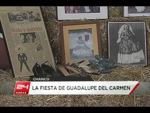 Reportaje de TVN del FESTIVAL DE CHANCO