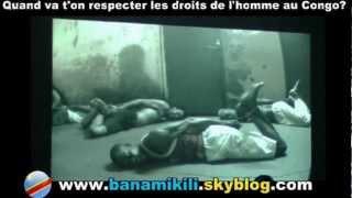 getlinkyoutube.com-19 combattants refoulés à la prison de Makala par la ministre de l'intérieur Joëlle Milquet