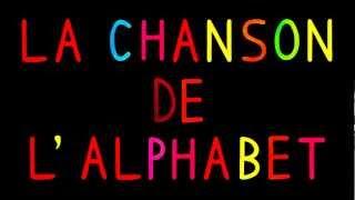 La chanson de l'alphabet - Comptine