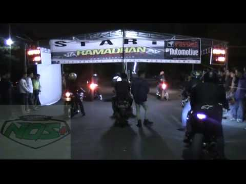 Kawasaki Ninja NOS Plus - Drag Race