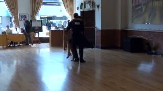 Joanna and Michael Argentine Tango Jack and Jill