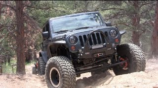 getlinkyoutube.com-2013 Rock Devouring SRT 6.4L HEMI Jeep Wrangler Reviewed (Part 2)