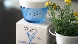 getlinkyoutube.com-VICHY AQUALIA THERMAL DAY CREAM Review