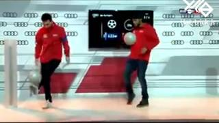getlinkyoutube.com-دوئل مسی و نیمار در روپایی زدن