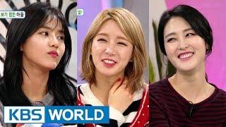 getlinkyoutube.com-Hello Counselor - Choa, Hyejeong, Shin Ayoung [ENG/2017.01.16]