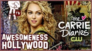 The Carrie Diaries' Austin Butler & AnnaSophia Robb - Exclusive Interview Part 1