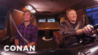 Dave Franco & Conan Join Tinder width=