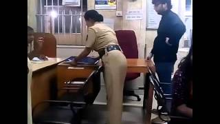 andheri police station couple detained and beaten very badly