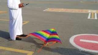 getlinkyoutube.com-RC kite - Homemade