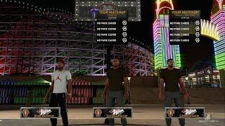 getlinkyoutube.com-NBA 2K16 My Park - PLAYING HUSTLE (21) AT THE FAIR! [Ep. 1]