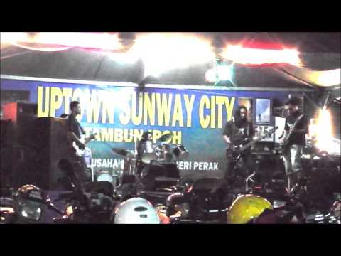Sparrow Band Stage Show - Intro Kekejaman (07Apr13)