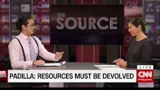getlinkyoutube.com-'The Source' speaks to Robin Padilla