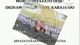getlinkyoutube.com-Miyazato Karate Do - Kata Matsumura no Passai & Kata Kooryu Passai (M. Miyazato & M. Coraglio)