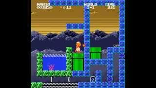 getlinkyoutube.com-Super Mario Bros Fusion - 0.9.5 - Powerups