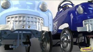 getlinkyoutube.com-Pedal Car Parts and Accessories from Speedway Motors
