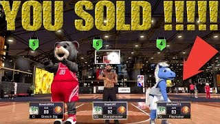 YOU SOLD ! (I'm leaving this Clan😂) NBA2k17  #6k