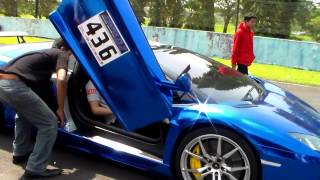 getlinkyoutube.com-Lamborgini Aventador goes to Sentul Drag Race seri II 2014