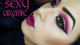 getlinkyoutube.com-SEXY ARABIC MAKEUP TUTORIAL
